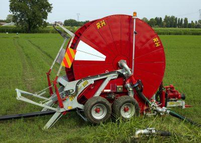 RM Regenmaschine 900 XJ Absatzmaschine Beregnung - Cordes Beregnung