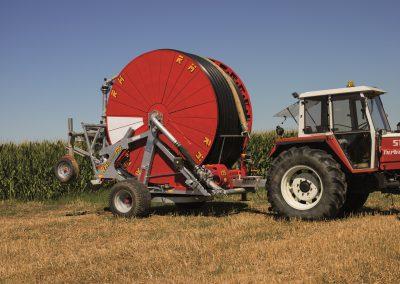 RM Regenmaschine 800 XJ Absatzmaschine Beregnung - Cordes Beregnung